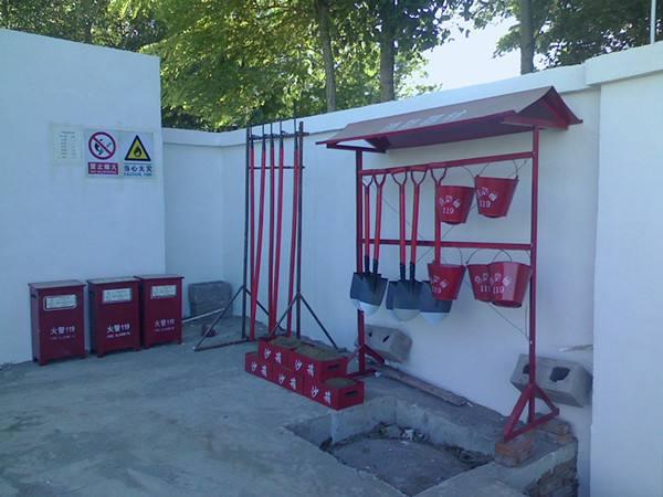 消防器材架