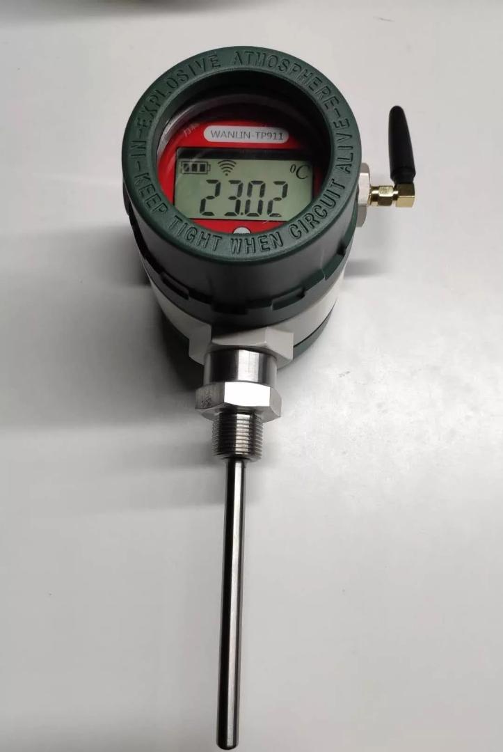 防爆型无线远传报警数显温度计